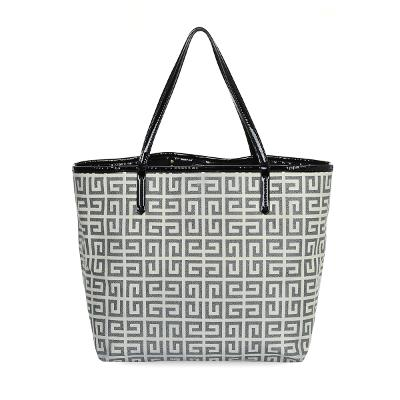 patterned antigona shopper bag